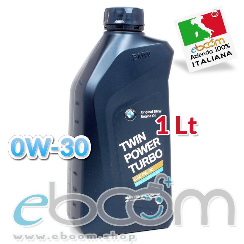 BMW Twin Power Turbo 0W-30