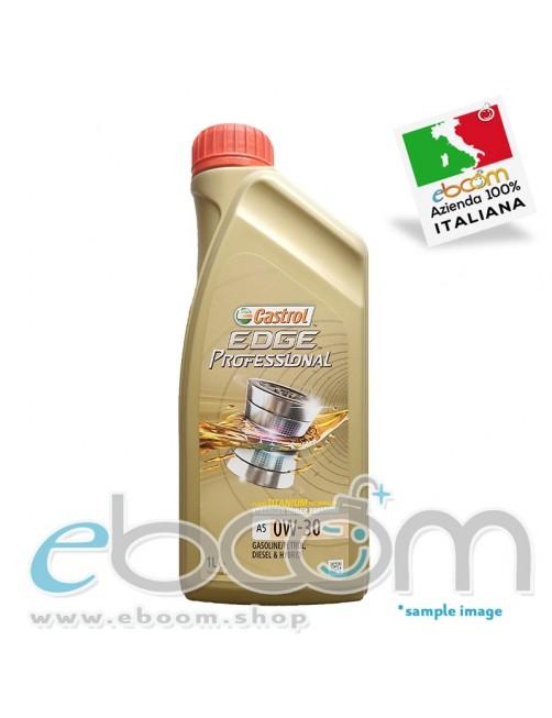 CASTROL-0W30-Olio-motore-Auto-Edge-Professional-Titanium-FST-per-motori-Volvo-A5-B5-1-Litro