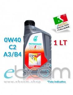 SELENIA-PETRONAS-0W40-Olio-motore-Auto-Digitek-mot-Euro6-A3-B4-1-Litro