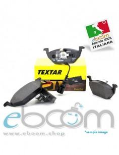 TEXTAR-2313101-Pastiglia-Freno-Auto-VW-Golf-V-VI--Audi-A2--A3-96--Skoda-Fabia-Ant197-05