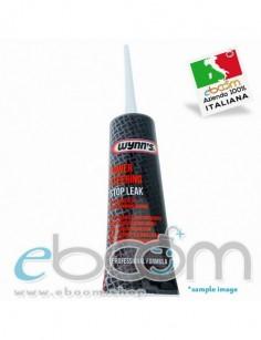 WYNNS-W64503-Additivo-a-base-lubrificante-Blocca-Perdite-Servosterzo-POWER-STEERING-STOP-LEAK-125ml-PN64503
