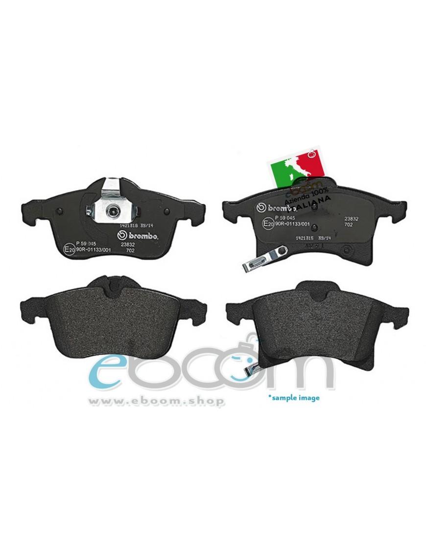 BREMBO-P59045-Pastiglia-Freno-Opel-Astra-G-Zafira-A-18-20-20Td-98--Front