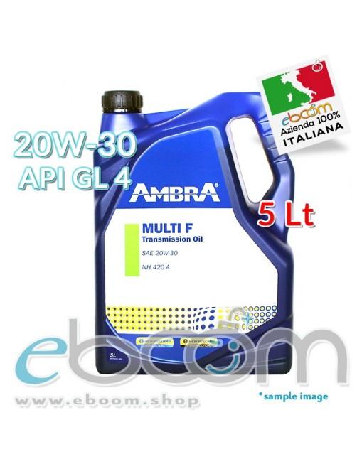 AMBRA-MULTI-F-20W30-5-Litri-Olio-motore-Multigrado-cambio-trattore-macchine-agricole