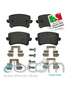 BREMBO-P85109-Pastiglia-Freno-VW-Passat-14-16Tdi-20Tdi-05-10-Tiguan-07-SEAT-Alhambra-10-Post