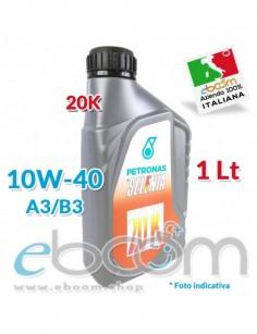 SELENIA-PETRONAS-10W40-Olio-motore-Sintetico-Benzina-fino-a-20K-API-A3-B3-1-Lt
