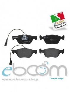 BREMBO-P23077-Pastiglia-Freno-Fiat-Marea-20-24Jtd-Multipla-Lancia--Lybra-Alfa-Romeo-A145-A156-Ant