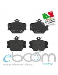 BREMBO-P50038-Pastiglia-Freno-Smart-Fortwo-City-Coupe-Cabrio-Forfour-Ant