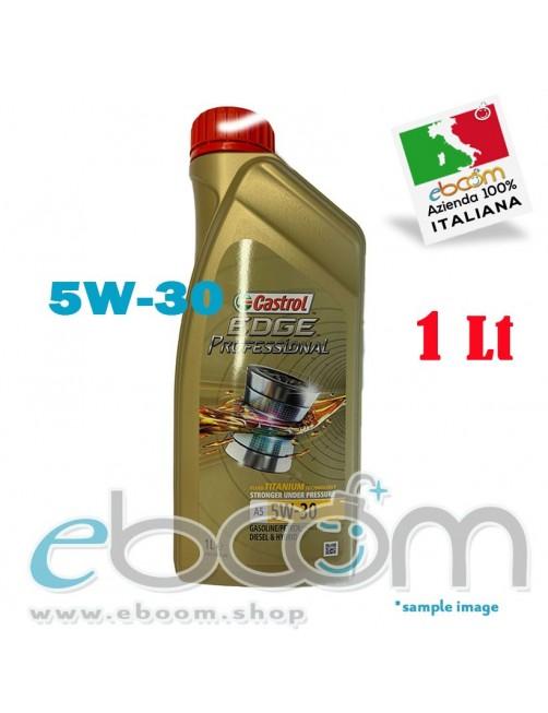 CASTROL-5W30-Olio-motore-Auto-Fluid-Titanium-Technology-for-Petrol-Diesel-Hybrid-engines--A1-B1-A5-B5-1-Litro