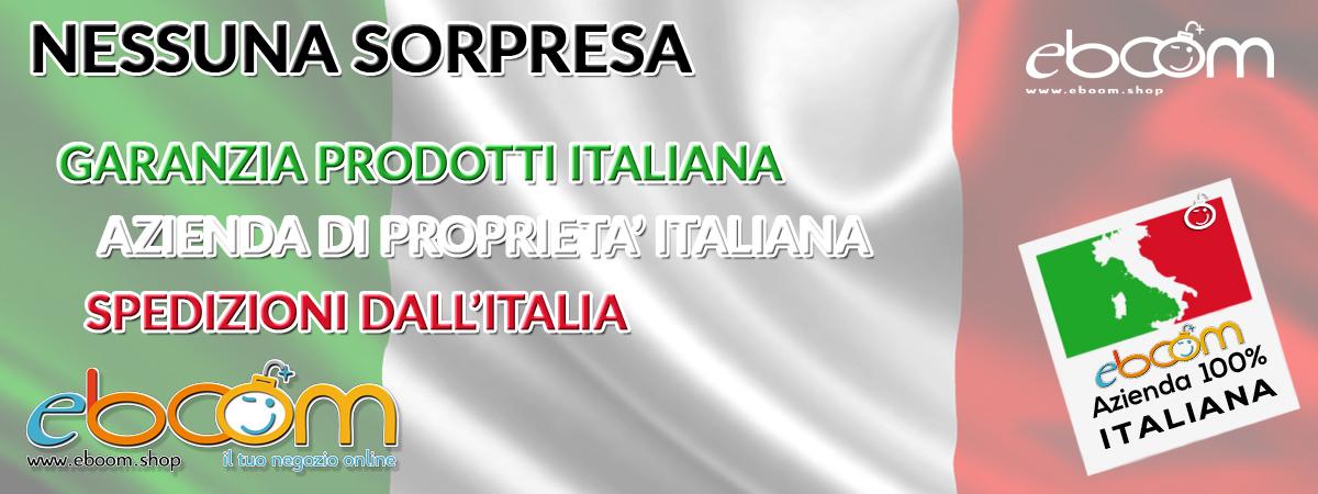 EBOOM Italian Pride